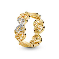 Openwork Butterflies Ring