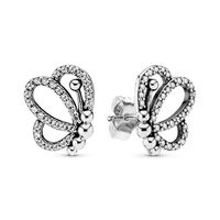 Butterfly Outlines Stud Earrings