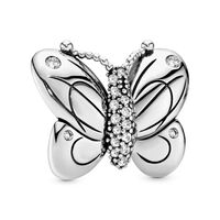 Decorative Butterfly Clip