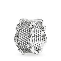 Lace of Love Ring